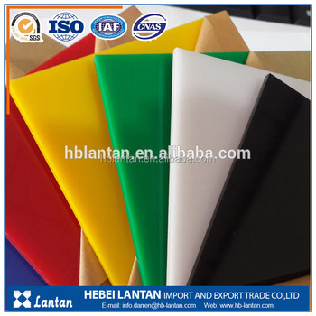 Wholesale Cast PMMA acrylic sheet with all specification sizes
