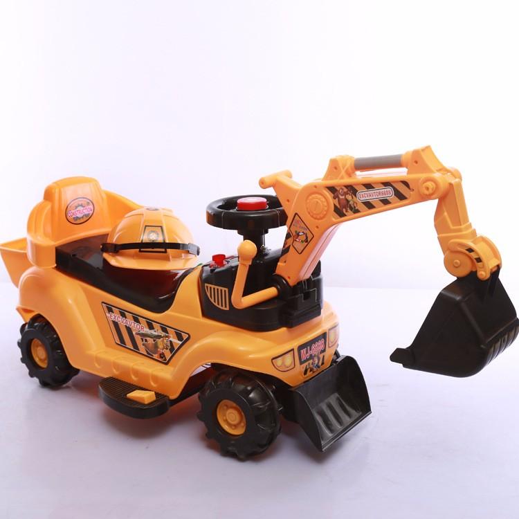 De Buy À Piles Batterie Jouet 3 Excavatrice Sur Voiturecamion D'excavatrice Ride Gros Ans Camion Bébé Électrique 7 En Enfants FJcK1Tl