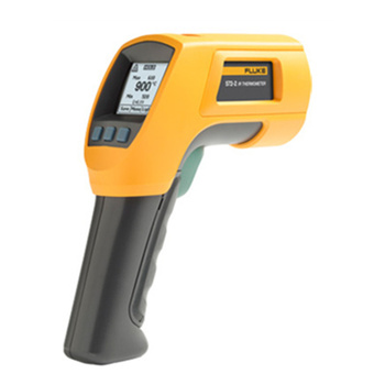 572-2 High Temperature Infrared Thermometer 900C with highest distance to spot of 60:1