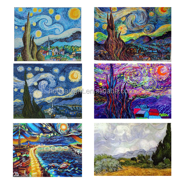 Sky Landscape 5D DIY Diamond Painting Full Round Rhinestone Drill Handmade Needlework Pasted Embroidery 3D Cross Stitch Kits