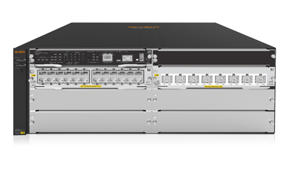 Powerful Layer 3 Modular Switch Hpe Aruba 5400r Series