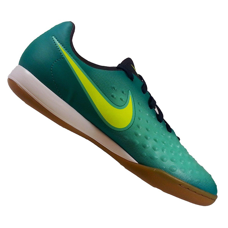 e74b954c0f8f6 Get Quotations · Nike Kids' Jr. Magista Opus IC Indoor Soccer Shoe (Rio  Teal)