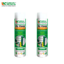 Soundproofing Polyurethane Spray PU Foam Adhesive