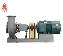 open impeller motor centrifugal water pump