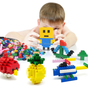 Plastic ABS bulk building brick set Construction toys for kids compatible with legos brick base plates
