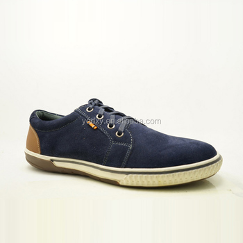 Shoes Factory Accept Oem Men Casual Leather Shoes Free Sample