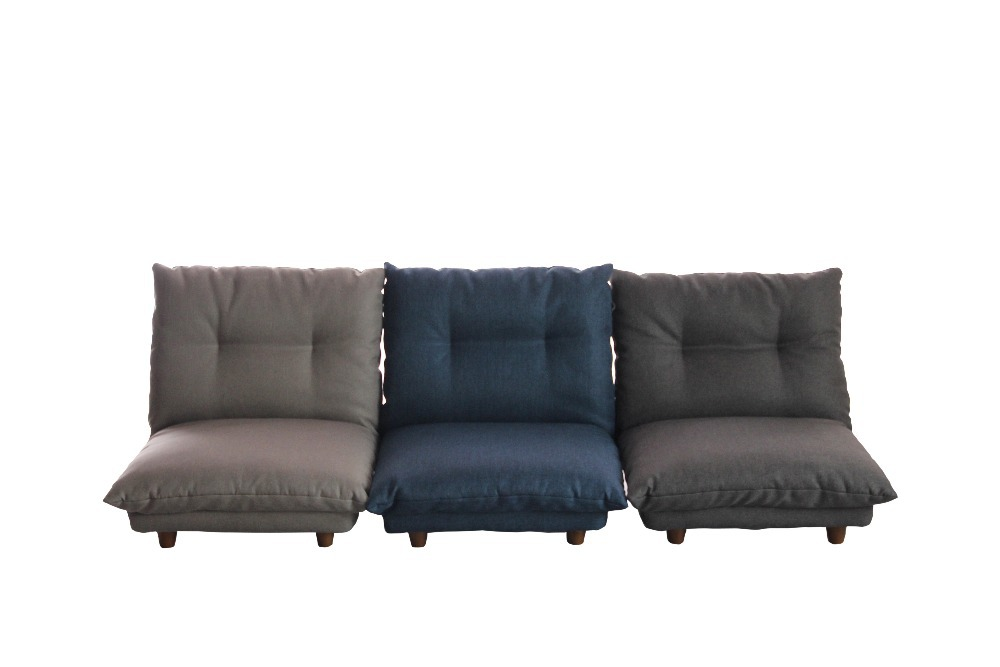 2015 New Model Modern Folding Single Chair Sofa Bed