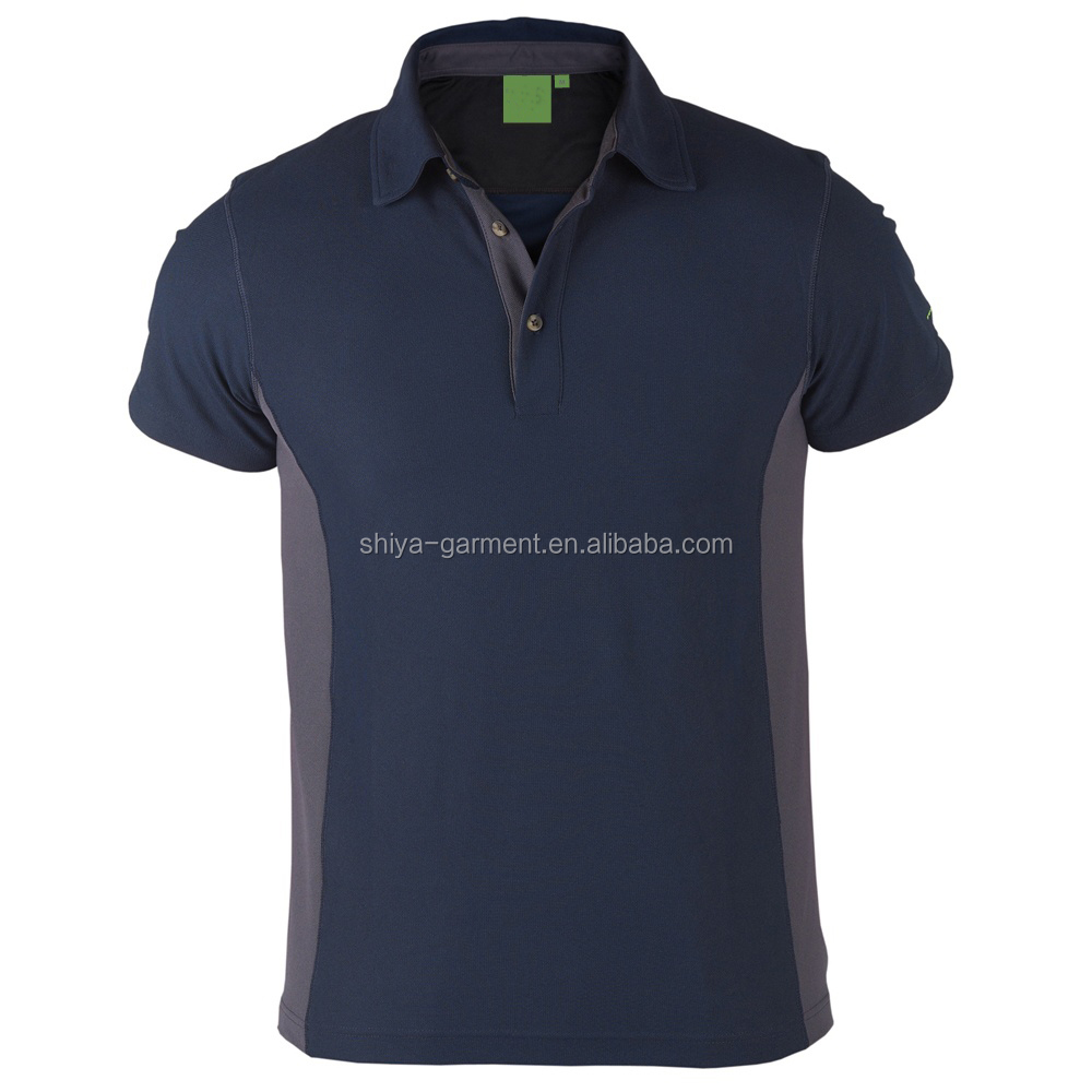 Black and red polo shirt design work polo shirts buy for Work polo shirts with logo
