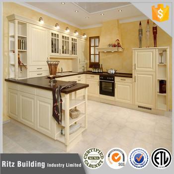 Kenya Modular Project Mdf Kitchen Cabinet Affordable Modern Pvc