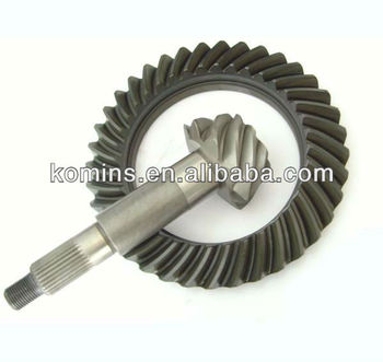 D60-373 Ratio 3.73 41/11 25538x Crown Wheel And Pinion