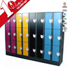 Buy fashional furniture supermarket electronic locker/12 door metal locker/staff metal lockers