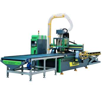 ATC CNC Router ,cnc Automatic load/unload machining center
