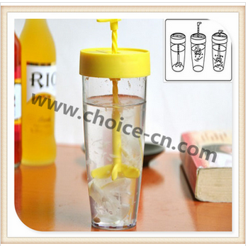 Ningbo Games Of Desire New Product Whirlwind Manually Stirring Disposable0 Ninghai Plastic Cup