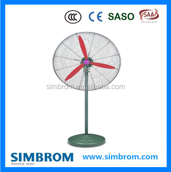 High quality oscillating pedestal fan parts with low price