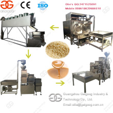 Commercial Different Capacity Cacao Nut Butter Almond Groundnuts Butter Equipment Machine Sesame Paste Making Line