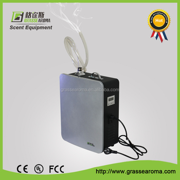 Electric Fragrance Oil System Scent Air Aroma Machine Por Design Hotel Freshener