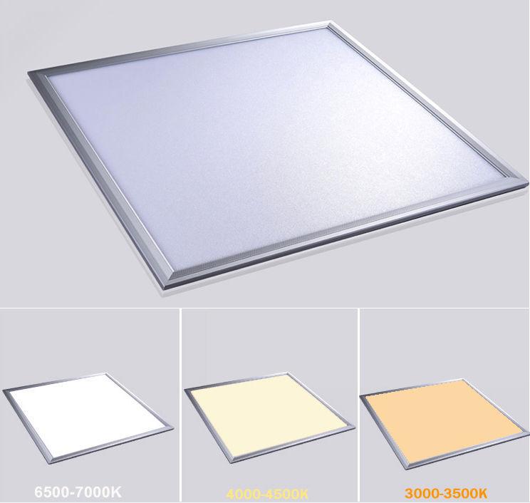 Led Ceiling Lights 600x600 : W led square smd ceiling panel light flat