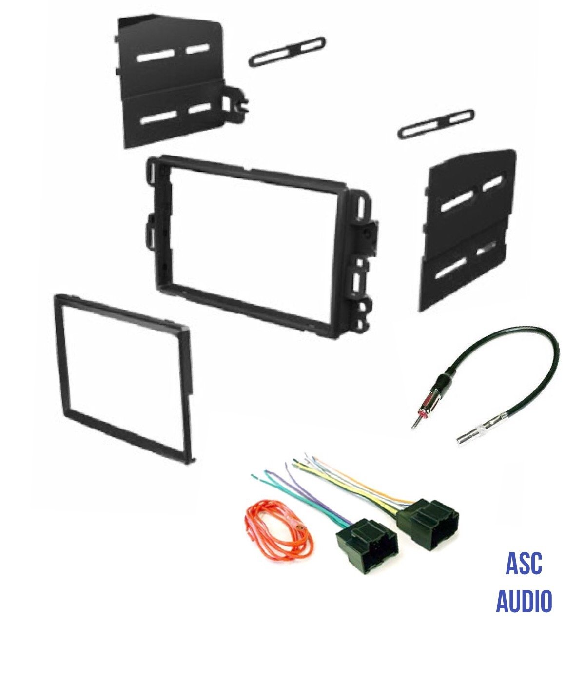 Buy Car Stereo Dash Kit  Wire Harness  And Radio Tool For