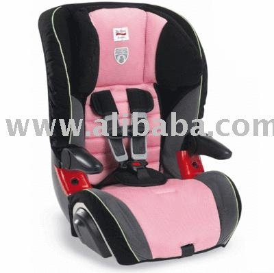 Britax Frontier Toddler Booster Car Seat Pink Sky