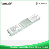 Longbright CUL FCC ROHS 28w 40w 60w 700ma 1100ma power supply emergency light led driver with built in battery