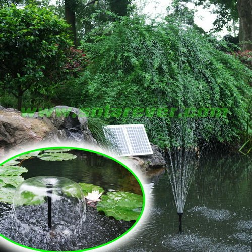 Solar Powered Garden Fountain, Solar Powered Garden Fountain Suppliers And  Manufacturers At Alibaba.com