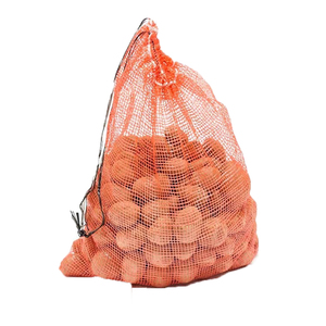 factory price PP Tubular Mesh Bags Roll For Vegetable