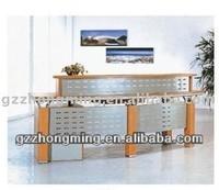 Modern Matel Office Reception Desk/Front Reception Table Office Furniture B1201