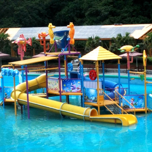 exciting tube slides cheap water slide material wholesale build a water park equipment for sale