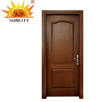 Sc W128 Certificate Simple Modern Teak Wood Main Door Designs Wood Flush Door Price Buy Teak Wood Main Door Designs High Quality Wooden Door