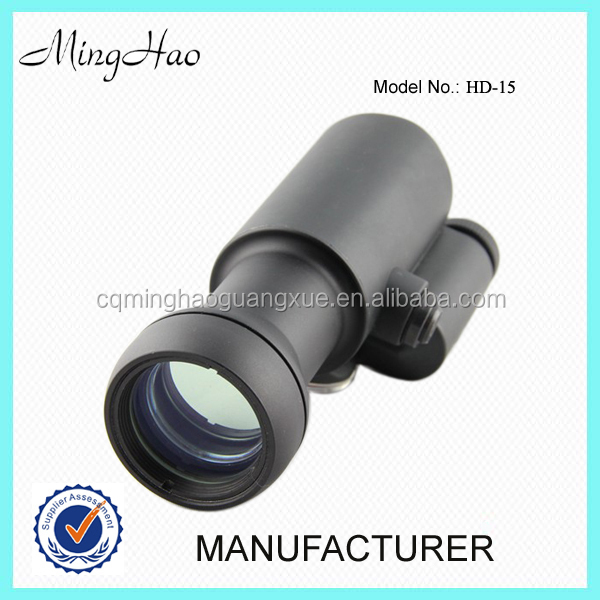 Minghao HD-15 1x Outdoor TX30 Optic riflescope Scopes & Accessories