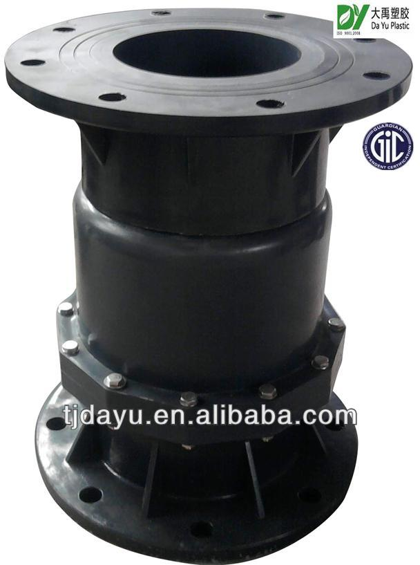 "Free Sample PVC swing check valve DN200 8"" big size check valvefactory direct supply ISO9001:2008"