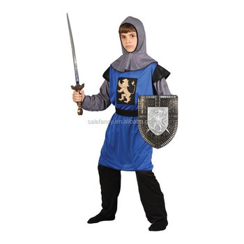 fashion knight armor halloween costumes for kids carnival costume qbc 5647