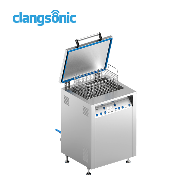 Clangsonic อุตสาหกรรม 85L แบบ dual - frequency ultrasonic cleaner