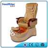 ETL Approved Pedicure Massaage Chair black and white salon chair