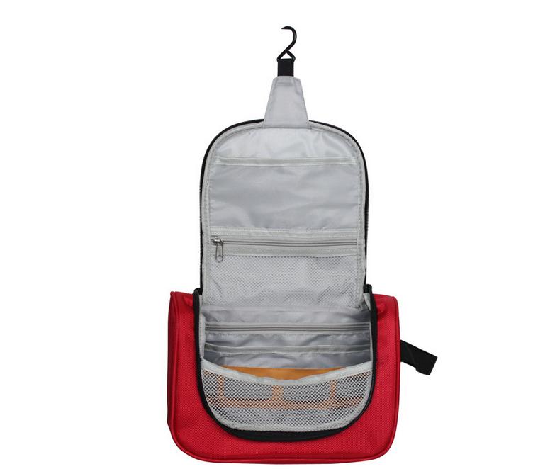 600D Basic Capacious Mens Cosmetic Bags