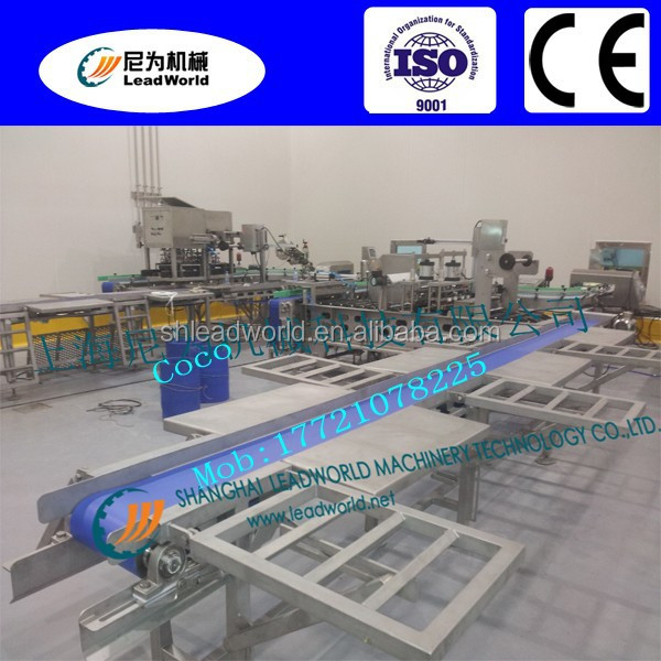high efficiency and professional fruit fresh keeping production line