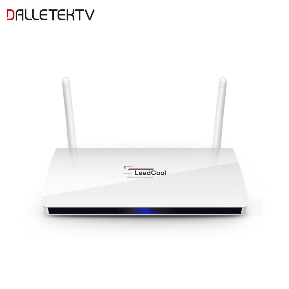 Leadcool Android 8 1 Internet Arabic Iptv Smart Tv Set Top Box Turkish  Smart Tv Box For Iptv - Buy Tv Box,Turkish Smart Tv Box,Iptv Box Product on