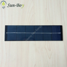 Low Price PET Solar Panel 3V 500mA 1.5 Watt