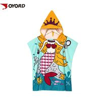 Hot Sale Elephant Fabric Hoodies Baby Hooded Towel Set