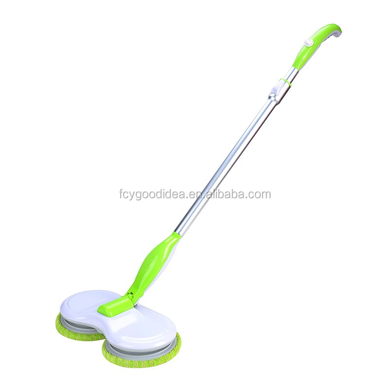 Wireless Electric Mop Cordless Mop Dust Microfiber Cleaner