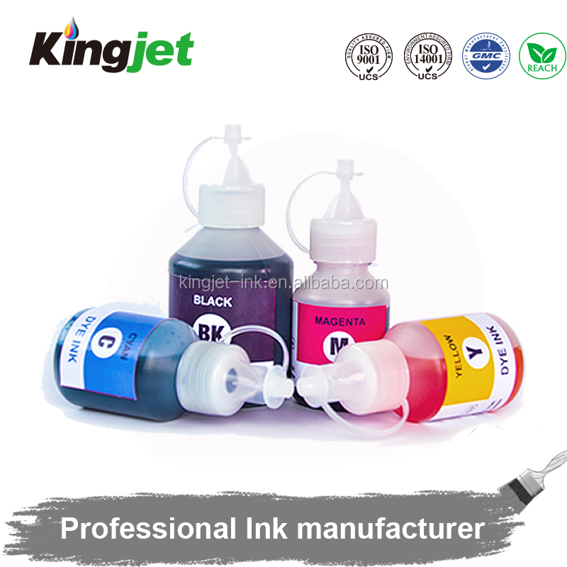 ink refill,new design bottle refill ink T5000 for Brother DCP-T300/500/700 series printers