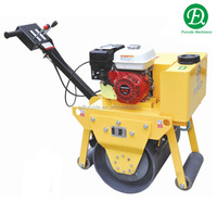 Hand operated Vibration Compact Roller with Honda engine (FYL-700)