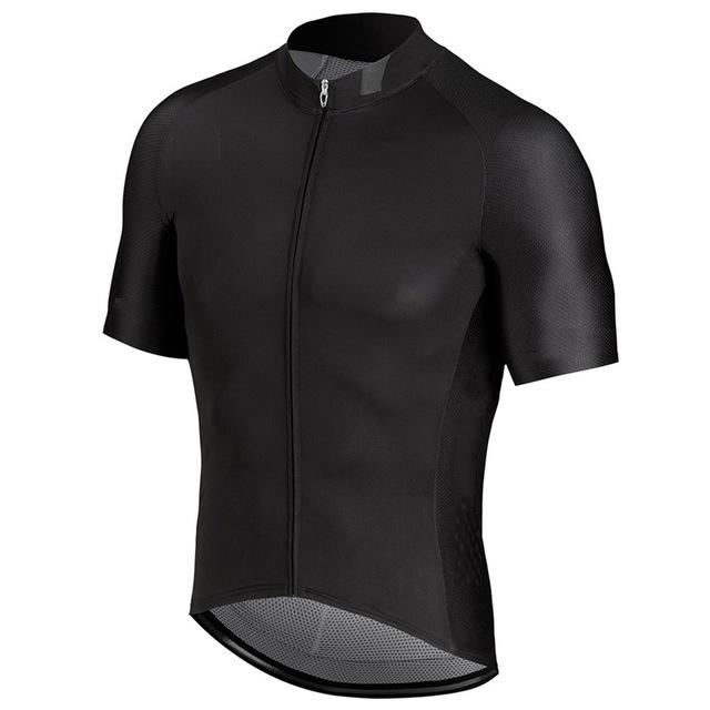 Comfortable Mens Cycling Long Jerseys Quick Dry  Mountain Bike Wear