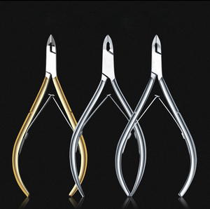 New style Hot selling Easy appliance nail cuticle nipper OEM brands nail clipper