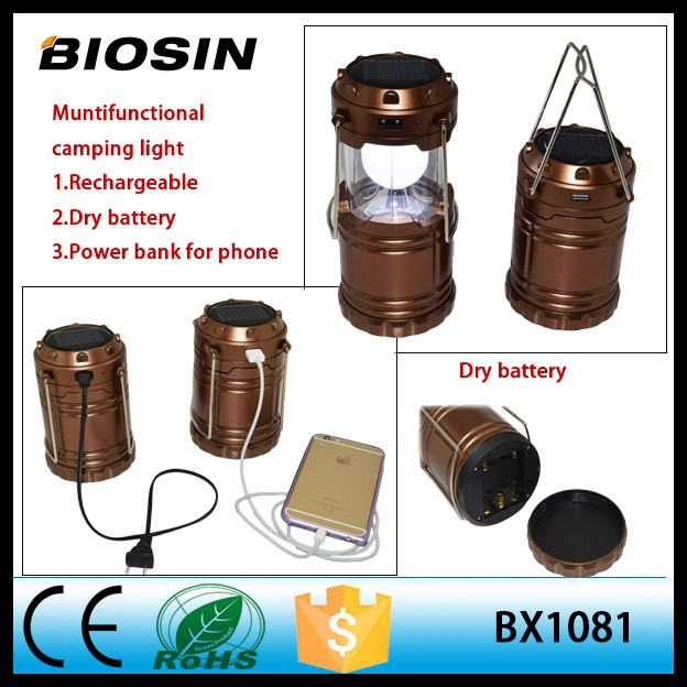 2015 Newest Solar Lantern Camping Light Wholesale Price With Power ...