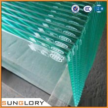 Frameless Tempered Glass Pool Fence Panel price