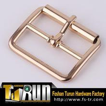 New design zinc alloy d ring buckle for bag accessory
