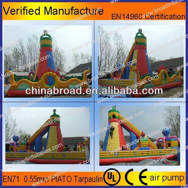 Used Ninja Jump Inflatables For Sale