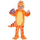 OEM Plush Toddler Infant Dinosaur Hooded Animal Fancy Dress Dragon Costume