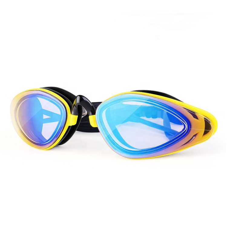High quality new products black color swimming googles